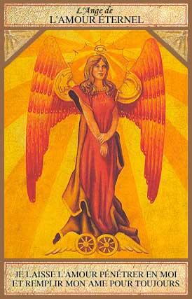 Ange de l'Amour Éternel
