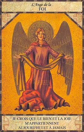 Ange de la Foi